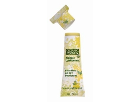 Organic Essence Deodorant-Organic Lemon-Tea Tree and Peppermint Essential Oils